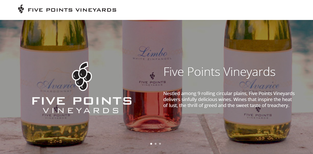 Five Points Vineyards